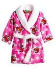 Toddler Girl's SESAME STREET PINK ELMO 3T 4T 5T Holiday ROBE Pajama Cover PJS