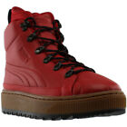 Puma The Ren Boot Waterproof Boots Red Mens