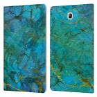 OFFICIAL HAROULITA MARBLE LEATHER BOOK WALLET CASE FOR SAMSUNG GALAXY TABLETS