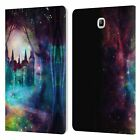 OFFICIAL HAROULITA FANTASY 1 LEATHER BOOK WALLET CASE FOR SAMSUNG GALAXY TABLETS