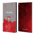 CUSTOMIZED LIVERPOOL FOOTBALL CLUB 2017/18 PU LEATHER BOOK CASE FOR AMAZON FIRE