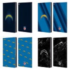 OFFICIAL NFL 2017/18 LOS ANGELES CHARGERS LEATHER BOOK CASE FOR AMAZON FIRE $27.95 USD on eBay