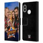 OFFICIAL WWE 2018 SUMMERSLAM LEATHER BOOK WALLET CASE COVER FOR XIAOMI PHONES $19.95 USD on eBay