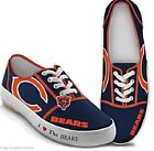 NFL Football Team Bradford Exchange Sports Fan Casual Shoes NEW Sizes 5-10