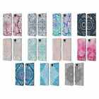 OFFICIAL MICKLYN LE FEUVRE MANDALA 2 LEATHER BOOK CASE FOR ASUS ZENFONE PHONES