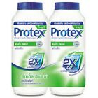 PROTEX Men Cooling Powder Deodorant Protect Odor Sweat Body Refresh 2 Pack x280g