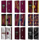 OFFICIAL NBA CLEVELAND CAVALIERS LEATHER BOOK WALLET CASE FOR LG PHONES 1 on eBay