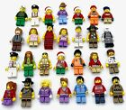 LEGO NEW MINIFIGURES TOWN CITY SERIES BOY GIRL STAR WARS CASTLE YOU PICK MORE $1.99 USD on eBay