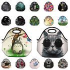 Portable Insulated Thermal Cooler Lunch Box Carry Tote Bag Storage Pouch Picnic