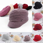 Fashion Woman Beret Winter Warm Baggy  Knitted Knit Hat Slouch Ski Cap