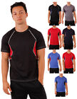 New Dri Fit Workout Short Sleeve Top Basketball Fitness Activewear Top Gym Tee