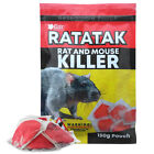 Rat Poison Mouse Killer Maximum Strength Difenacoum Pasta Paste Bait Quick Kill