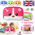 """7"""" Inch Kids Pc Tablet Android 4.4 Dual Camera Quad Core 8gb Wifi Child Xma Gift"""