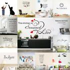 Family Quote Removable Wall Sticker Art Decor Paper Mural DIY Home Room Decal