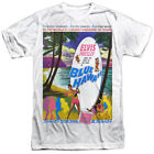 Authentic Elvis Presley Blue Hawaii Movie Poster Sublimation Front T-shirt top