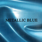 0.40mm gauge Metallic/ Electric Sheet Latex/ Rubber by Continuous Metre, 1m Width