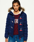 Superdry Marl Toggle Puffle Jacket <br/> 20% Off Cyber Week Deal - Prices Already Discounted