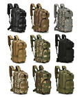 Mens  Military Backpack Tactical Camping Hiking Outdoor Sport Bags US Sale