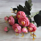 Floral Bouquet Home Style Craft Leaf Room Bridal Head Bridesmaid Garden Office