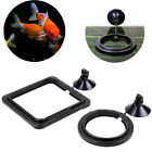 Feeding Ring Fish Tank Station Floating Food Tary Feeder Square/Circle RK