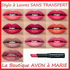 STYLO Rouge à Levres Longue Tenue SANS TRANSFERT Beauty Lip True Color AVON