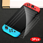 1/3x For Nintendo Switch Premium 9H Tempered Glass Screen Protector Guard LE