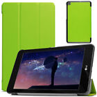 New Slim Smart Leather Folding Folio Tablet Case For LG G Pad X II 8.0 Plus V530