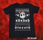 New The Nightmare Before Christmas Ugly Sweater Mens Vintage T-Shirt