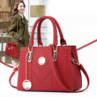 Kyпить Women's Handbag PU Leather Ladies Tote Cross Body Shoulder Bag Purse Satchel Bag на еВаy.соm