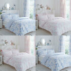 Charlotte Thomas Amelie Floral Toile Piped Duvet Cover Set