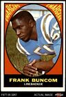 1967 Topps #130 Frank Buncom Chargers EX $2.95 USD on eBay