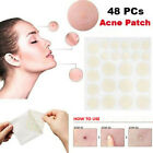48PCs Skin Tag & Acne Patch - NEW Hydrocolloid Acne and Skin Tag Remover Patches
