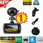 2x-Car-1080P-24-Full-HD-DVR-Vehicle-Camera-Dash-Cam-Video-Gsensor-Night-Vision