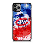 MONTREAL CANADIENS LOGO iPhone 6/6S 7 8 Plus X/XS XR 11 Pro Max Case Cover $15.9 USD on eBay