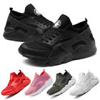 Kyпить UK MENS WOMENS TRAINERS LACE UP MESH SPORTS RUNNING CASUAL SHOES WALK BREATHABLE на еВаy.соm