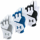 Under Armour Mens UA CoolSwitch Leather Golf Gloves Left Hand MLH
