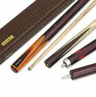Handmade 3/4 Piece Snooker Kit With Riley Case With Professional Extension $636.95 USD on eBay