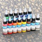 Professional Tattoo Ink Monochrome 14Colors Set 30ml/Bottle Tattoo Pigment Showy