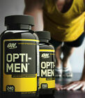Optimum Nutrition Opti-Men Multivitamin Available 90, 150 & 240 Tablets $34.99 USD on eBay