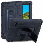 Protective Rugged Stand Case Cover For Amazon Kindle Fire 7 HD 8 7th Gen 2017