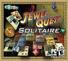 Solitaire Card Games Windows PC XP Vista 7 8 10 New Factory Sealed