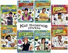 Kid Science Fun at Home Series Age 9+ TV PC MAC DVD Sealed New
