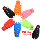 Silicone 4 Buttons Key Case Holder Fob For Jeep Chrysler 300 Dodge Ram 1500 2500 $2.37 CAD on eBay