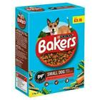 Dog food BAKERS SMALL DOG Beef & Vegetables 1.1kg (Price Marked)