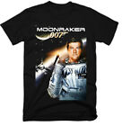 MOONRAKER , 007 ,ACTION ,1979,OLD MOVIE ,MENS T-SHIRT,FILM , SIZE S-5XL, G0144 $23.84 CAD on eBay