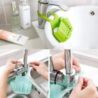 Home Kitchen Sponge Basket Faucet Hanging Sink Shelf Storage Rack Soap Drain HOT