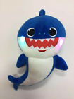 For kids Baby Shark Plush Singing Plush Toys Music Doll English Song toy gift