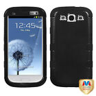 Samsung Galaxy S3 Hybrid TUFF IMPACT Phone Case Hard Rugged Cover