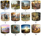 Hunting Scene Lampshades, Ideal To Match Hunting Scene Cushions & Covers