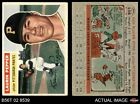 1956 Topps #108 Laurin Pepper Grey Back Pirates EX